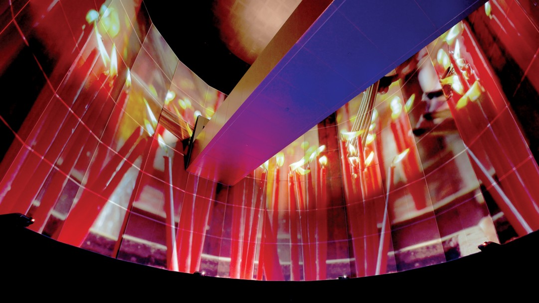 Singapore History Gallery - GSM Project - design & production